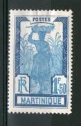 N° 127*_grosse Charnière_cote 7.25 - Neufs