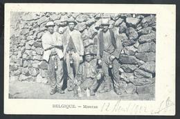 +++ CPA - Belgique - MINEURS - Mines - Charbonnage - Lampe De Mineur  // - Mijnen