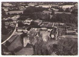 GF (85) 410, St Saint Mesmin, Combier 412 6 A, Le Château De La Ville, Vue Aérienne, Voyagée En 1956, TB - France