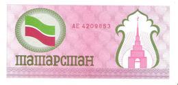 Tatarstan - Pick 5b - 100 Rubles 1991 - 1992 - Unc - Tatarstan