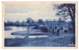(85) 883, La Pommeraie Sur Sèvre, Bergevin 1473, Vieux Pont - France