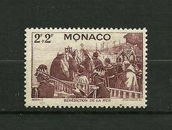 """MONACO   1944    N°270   """"  Bénédiction De La Mer """"  NEUF - Unused Stamps"""