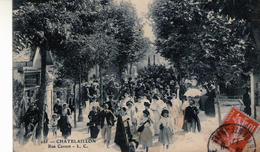 CHATELAILLON RUE CAROT - Châtelaillon-Plage