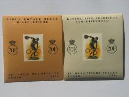 E 90/91** - Commemorative Labels