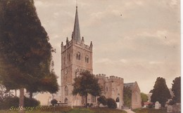 SIDBURY CHURCH - England
