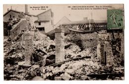 51 . CHÂLONS-SUR-MARNE . CHASTILLON . Guerre 1914/1918 - Réf. N°1850 - - Châlons-sur-Marne