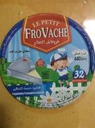 """Etiquette  De Boite De Fromages """" LE PETIT FRO VACHE"""" - Fromage"""