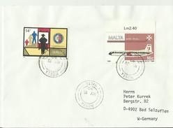 Malta Cv 1984 - Malta (Orden Von)