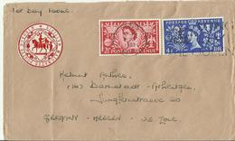 GB Cv 1953 - 1952-.... (Elisabeth II.)