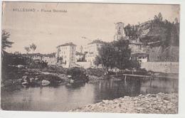 Millesimo_Fiume Bormida_Vg Il 5/10/1917  -2 Scan- - Savona