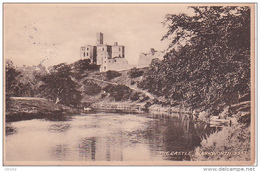 PC Warkworth - The Castle - Ca. 1940 (6374) - England
