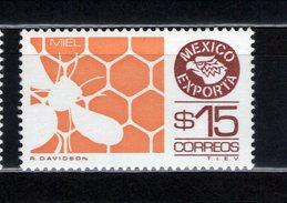 Exporta Type 8 $ 15.00 Honey Light Orange-yellow / Red-brown - Mexique