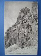 (alpinisme, Mont Blanc) Chamonix. Escalade Des Grands Mulets. Guides Et Porteurs, 1910, SUP. - Chamonix-Mont-Blanc