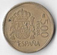 Spain 1989 500 Pesetas [C285/1D] - [ 5] 1949-… : Kingdom