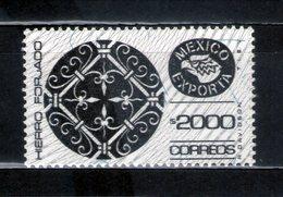 Exporta Type 9 $ 2000.00 Wrought Iron Black - Mexique