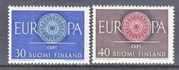 FINLAND  376-7   **   EUROPA - Finland