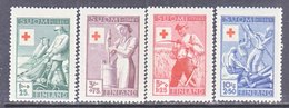 Finland B74-7  * RED CROSS   FARMING - Agriculture