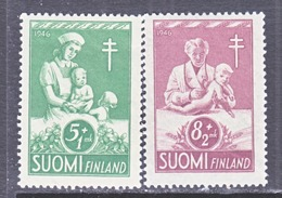 Finland  B 78-9  *  MEDICINE  NURSE  ANTI TUBERCULOSIS - Medicine