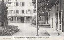 NANCY - 54 - Pensionnat Bienheureuse JEANNE D'ARC - 40/42 Rue De Toul - Une Partie Du Préau - RARE - LYO87 - - Nancy