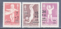 Finland  B 91-3  *  MEDICINE  BABY  ANTI TUBERCULOSIS - Medicine