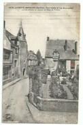 72 La Ferté Bernard - Rue Viette Et Rue Bourgneuf - La Ferte Bernard