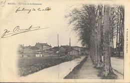 Bourg (Ain) - Un Coin De La Reyssouze - Edition B. Ferrand - Carte Précurseur Dos Simple - Bourg-en-Bresse