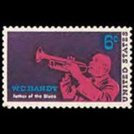 U.S.A. 1969 - Scott# 1372 Musician Handy Set Of 1 MNH - United States