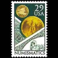 U.S.A. 1991 - Scott# 2558 Numicmatics Set Of 1 MNH - United States