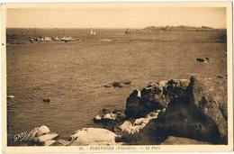 PORSPODER  29  Le Port En 1938. - France