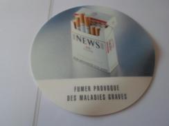 TAPIS SOURIS PUB TABAC   NEWS  *****   RARE   A   SAISIR ***** - Objets Publicitaires