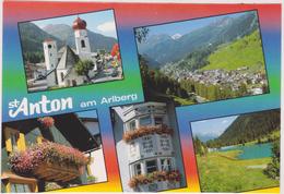 AUTRICHE,OSTERREICH,AUSTRIA,TYROL,SAINT ANTON AM ARLBERG - St. Anton Am Arlberg