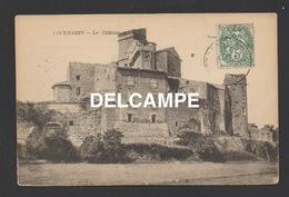 DF / 84 VAUCLUSE / LOURMARIN / LE CHÂTEAU / CIRCULÉE DÉBUTS 1900 - Lourmarin