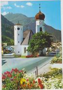 AUTRICHE,OSTERREICH,AUSTRIA,TYROL,PFARRKIRCHE, SAINT ANTON AM ARLBERG - St. Anton Am Arlberg
