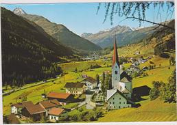 AUTRICHE,OSTERREICH,AUSTRIA,TYROL,SAINT JAKOB  ARLBERG - St. Anton Am Arlberg