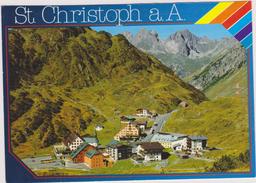 AUTRICHE,OSTERREICH,AUSTRIA,TYROL,SAINT CHRISTOPH ARLBERG - St. Anton Am Arlberg