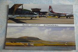 AIRPORT / FLUGHAFEN / AEROPORT      SLIGO AIRPORT STRANDHILL - Aerodromi