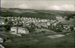 AK Georgsmarienhütte, Kloster Oesede, Luftaufnahme, O Um 1962 (5092) - Georgsmarienhuette