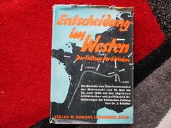 Entscheidung Im Westen - Livres, BD, Revues