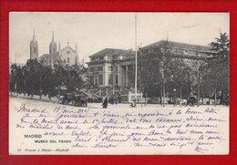 1 Cpa Carte Postale Ancienne - Madrid Museo Del Prado - Madrid