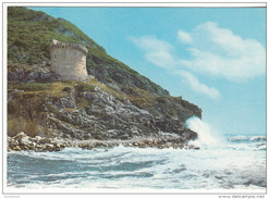 Latina - Circeo Pittoresco - San Felice Circeo - Sabaudia  Torre Paola - Mareggiata - Latina