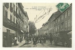30 SAINT AMBROIX GRANDE ROUTE ANIMATION GARD - Saint-Ambroix