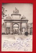 1 Cpa Carte Postale Ancienne - Madrid Puerta De Toledo - Madrid