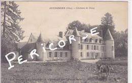 60  Juvignies  Chateau De Douy - France