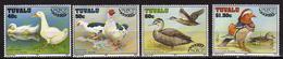 "Tuvalu 1997 International Stamp Exhibition ""Pacific '97"" - San Francisco, USA - Ducks.MNH - Tuvalu"