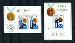 Belice  Nº Michel  HB-20/1  En Nuevo - Belice (1973-...)