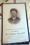 Emma Gillot Seny 1921 + Soheit Tinlot 1918 - Tinlot