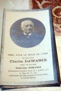 Charles Dawance Hubertine Seny 1915 + Soheit Tinlot - Tinlot