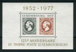 LUXEMBOURG ( BLOC ) : Y&T N°  10  BLOC  NEUF  SANS  TRACE  DE  CHARNIERE , A  VOIR .