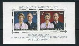 LUXEMBOURG ( BLOC ) : Y&T N°  11  BLOC  NEUF  SANS  TRACE  DE  CHARNIERE , A  VOIR .
