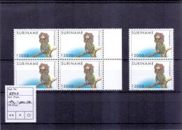Suriname - Freimarke: Vögel (**/MNH) - Surinam